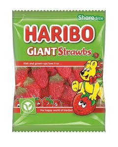 Haribo - Giant Strawberry