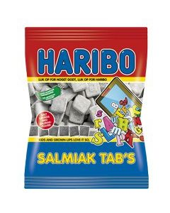 Haribo Salmiak