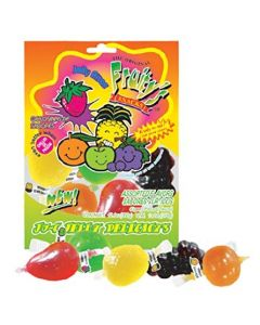 Fruity's ju-c jelly fruits