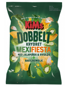 Kims - Dobbelt Krydret Mexi Fiesta
