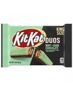 Kit Kat - Mint & Dark Chocolate