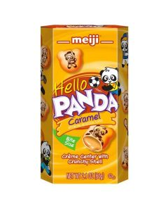 Meiji - Hello Panda - Caramel