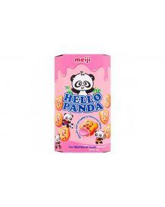 Meiji Hello Panda Strawberry Cookie