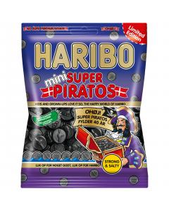 Haribo - Mini Super Piratos