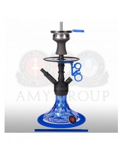 Amy - Alu Brilli S 107.03 - Black & Blue
