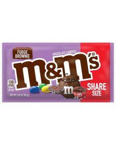 M&M's - Fudge Brownie - Sharing Size