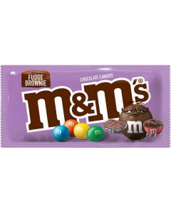 M&M´s - Fudge Brownie
