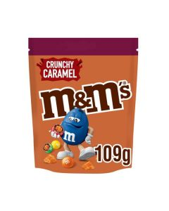 M&M´s - Crunchy Caramel