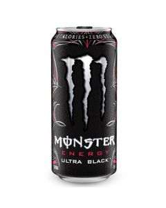 Monster - Ultra Black
