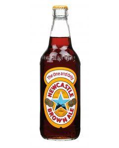 Newcastle Brown Ale Flaske