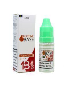 Nikotin Base - 18 mg