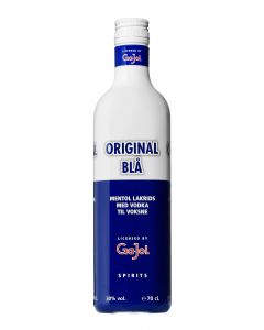 Blå Gajol
