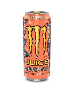 Monster - Juice - Papillon