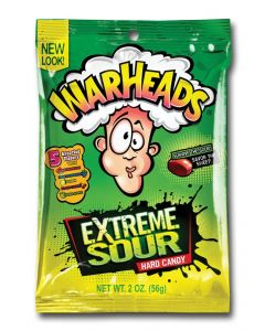 WarHeads - Extreme Sour Hard Candy