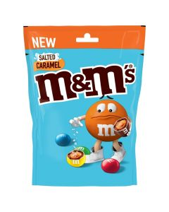 M&M´s Salted Caramel - Limited edition