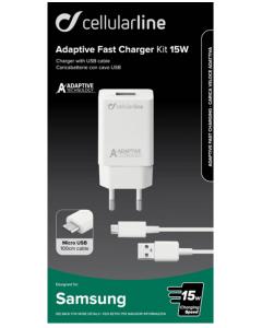 Adapter - Samsung + Kabel (Micro)