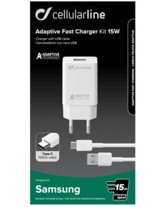 Adapter - Samsung + Kabel (Type-C)