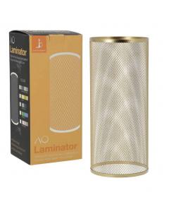 Laminator Windbreaker - Guld