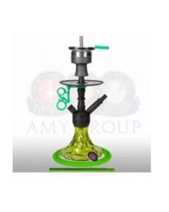 Amy - Alu Brilli S 107.03 - Black & Green