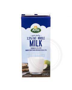 Langtidsholdbar Sødmælk