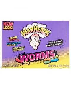 Warheads Sour - Worms