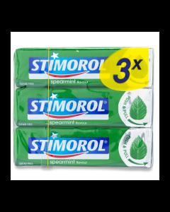 Stimorol Spearmint 3-Pack