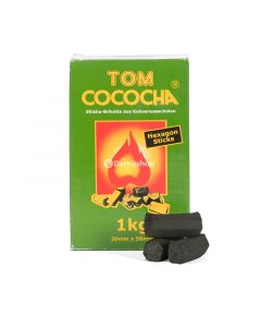 TOM Cococha 1 Kg - Hexagon Sticks