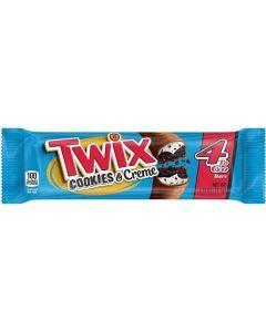 Twix - Cookies & Creme - 4 To Go