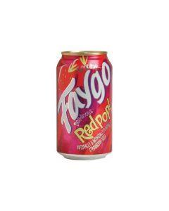 Faygo - Redpop - Strawberry
