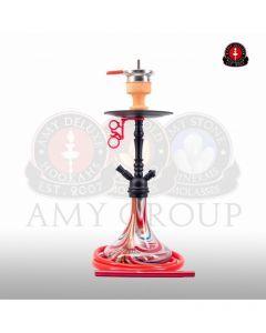 Amy Middle Zoom - Rød