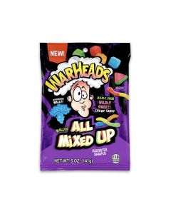 Warheads - All Mixed Up